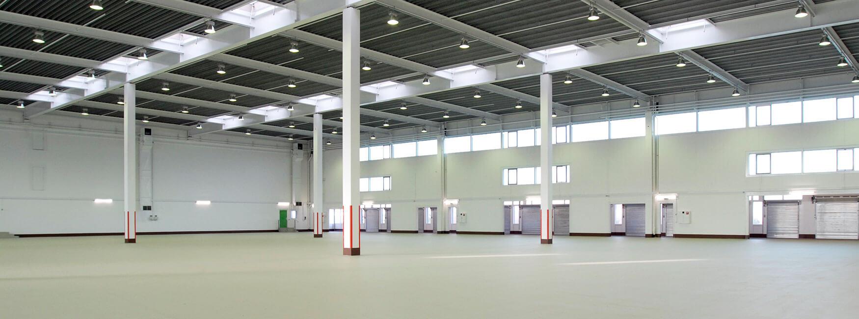 Lager und Produktionshallen Wideflex GmbH Großostheim