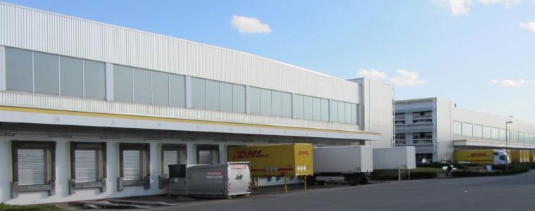 Moderne Industrie- und Lagerhallen á ca. 6.000 m²