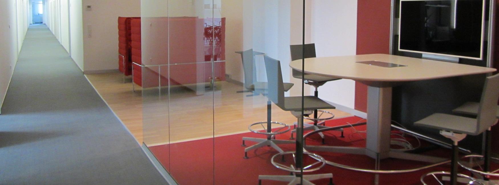 Gute Mitarbeiter brauchen gute Räume
